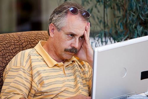 """""""Internettet er ødelagt"""""""