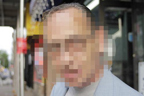 """Guttorm Bendiksen lider av sykdommen """"pixeltryne"""" som får trynet til å bli pixlete (Foto: Flickr/WarmSleepy)"""