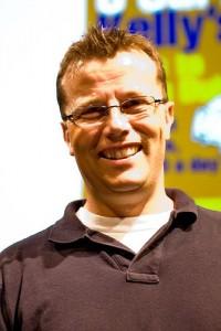 Bengt Gabrielsen på konferanse i New York i 2009 (Foto: Flickr/Letcombe)