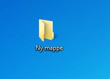 Ny mappe