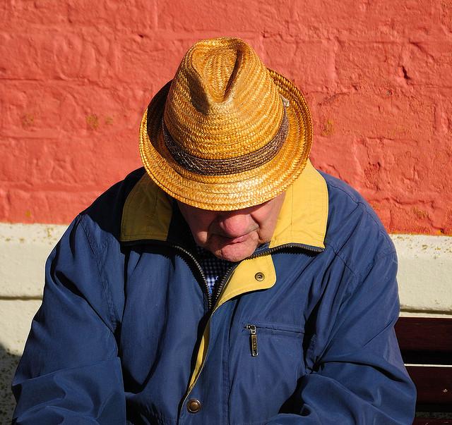 Har healet mange tilfeldige nordmenn (FOTO: Flickr/Mat Mackenzie)